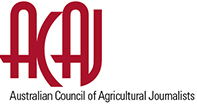 Australian Council of Agricultural Journalists (ACAJ)